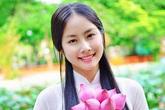 """Vẻ đẹp trong sáng, không tì vết của người đẹp Hoa hậu Việt Nam 2014 vừa dính nghi án lộ clip """"nóng"""""""