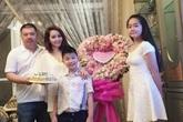 """Con đường đưa nữ diễn viên Mai Thu Huyền thành """"nữ tướng"""" giàu có trên thương trường"""