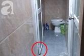 Hà Nội: Khách hàng tá hỏa khi phát hiện camera quay lén đặt trong nhà vệ sinh của quán cà phê