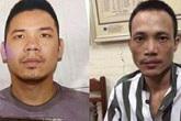 """Khởi tố vụ án liên quan đến cuộc """"đào tẩu"""" của 2 tử tù đặc biệt nguy hiểm"""