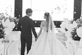 Sau ly hôn, Trương Quỳnh Anh bất ngờ tung ảnh cưới với Tim