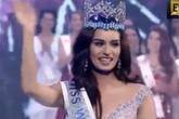 Cận cảnh nhan sắc xinh đẹp của tân Miss World 2017