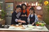 Soái ca đầu bếp Hoàng Nhân biến tấu món Chả Giò Cá Hồi Thảo Mộc thơm ngon đón Tết