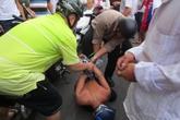 Hải Phòng: Bị cướp iPhone khi đang nghe điện thoại