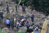 Phát hiện thêm 3 thi thể vụ sạt đất chôn vùi 18 người ở Hòa Bình