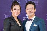 Á hậu Hoàng My về nước chấm Hoa hậu Hoàn vũ Việt Nam cùng Phan Anh
