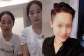 Chị gái song sinh của Hoa khôi Nam Em bị người tình đồng tính đe dọa