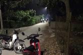 Hà Nội: Nghi án chồng giết vợ rồi vứt xác ven đường