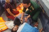 Quảng Ninh: Lật tàu trên biển, một ngư dân tử nạn