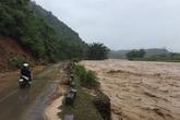 Sơn La: 8 người chết và mất tích do mưa lũ, nhiều nơi bị cô lập