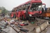 Khởi tố tài xế xe khách giường nằm bị lật khiến 2 người tử vong
