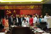 Bệnh viện Đa khoa tỉnh Thanh Hóa tiếp nhận chuyển giao kỹ thuật ghép thận