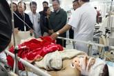 Xe khách rơi xuống vực ở Lào Cai: 3 nạn nhân hôn mê nặng, nguy cơ tử vong cao