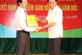 Công bố quyết định thành lập Bệnh viện Ung bướu tỉnh Thanh Hóa