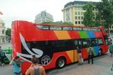 """Tại sao xe buýt 2 tầng của Hà Nội lại có """"mui trần""""?"""