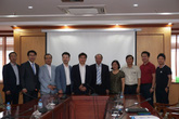 Tổng cục DS-KHHGĐ làm việc với công ty Biogeno Hàn Quốc, thảo luận về sàng lọc trước sinh và sơ sinh