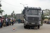 Đà Nẵng: Trên đường đi khám bệnh về, cô gái trẻ chết thảm dưới gầm xe tải