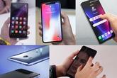 Những smartphone màn hình tràn viền sắp bán tại Việt Nam