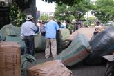 Bắt 10 tấn hàng lậu tại ga Đà Nẵng