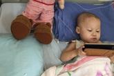 6 giờ bóc khối u 3kg trong bụng bệnh nhi 4 tuổi ở Hà Nội