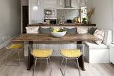 29 mẫu bàn ghế ăn khiến phòng ăn nhà bạn từ nhỏ hóa rộng thênh thang (P1)