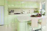 Những mẫu phòng bếp gam màu pastel đẹp đến xiêu lòng