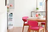 Thiết kế phòng ăn đẹp lãng mạn để bữa ăn thêm ấm áp, gần gũi