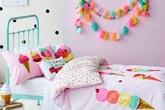 Những gia đình có con gái không thể bỏ qua 15 mẫu giường ngủ đẹp mê ly này