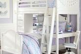7 mẫu giường ngủ kết hợp bàn học nhìn là muốn mua ngay về cho con
