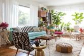 Sẽ cực kì đáng tiếc nếu bạn không học 20 cách kết hợp màu sắc này khi trang trí phòng khách