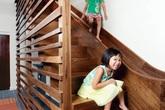 Những mẫu cầu thang dưới đây có thể biến thành khu vui chơi cực hay của trẻ nhỏ
