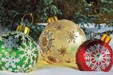 Đồ trang trí quá khổ - Item cực hot trong Giáng sinh năm nay