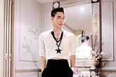 Là NTK nam cực 'chất' nhưng Lý Quí Khánh lại sống trong căn hộ đậm chất vintage nữ tính