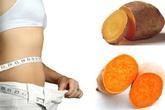 Kinh ngạc chỉ ăn khoai lang theo cách này có thể giảm tới 5kg/tuần