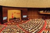 Quốc hội thảo luận phê chuẩn miễn nhiệm chức vụ Bộ trưởng Bộ GTVT và Tổng Thanh tra Chính phủ