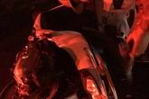 Một cô gái ngã xuống đường thiệt mạng nghi bị cướp