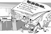 Bộ Giáo dục và Đào tạo quyết xử lý dứt điểm lạm thu trường học