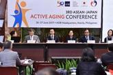Hội nghị lần thứ 3 ASEAN-Nhật Bản về Già hóa dân số chủ động
