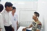 Nhiều hành khách Quảng Ninh phát hoảng khi tàu cao tốc đâm vào xà lan