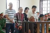 5 án tử hình trong đường dây mua bán, vận chuyển 294 bánh heroin