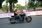 """Cận cảnh chiếc mô tô """"độc nhất vô nhị"""" tại Việt Nam"""