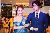 Minh Hằng mặc đẹp như công chúa trong ngày ra mắt phim