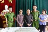 Nghệ An: Bắt giữ 2 đối tượng đang vận chuyển 20 bánh heroin