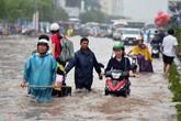 Miền Bắc vào đợt mưa dông, nguy cơ xảy ra lũ