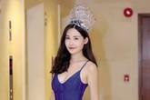 Hoa hậu Đại dương nói về tin đồn thẩm mỹ môi và... mua giải