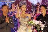 Cựu Hoa hậu Đại dương trả danh hiệu, cuộc thi phải giải trình!