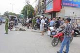 Hải Phòng: Nghệ sỹ Violon đường phố bị xe container cán tử vong.