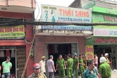 Nghi án chồng sát hại vợ rồi phóng hoả đốt nhà tự vẫn ở Sài Gòn