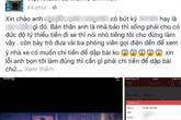 Bị nhà xe Việt Khánh bôi nhọ trên facebook, khách hàng lập vi bằng để xem xét khởi kiện