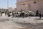 Nổ gần Đại sứ quán Mỹ tại Afghanistan khiến 9 người thương vong
